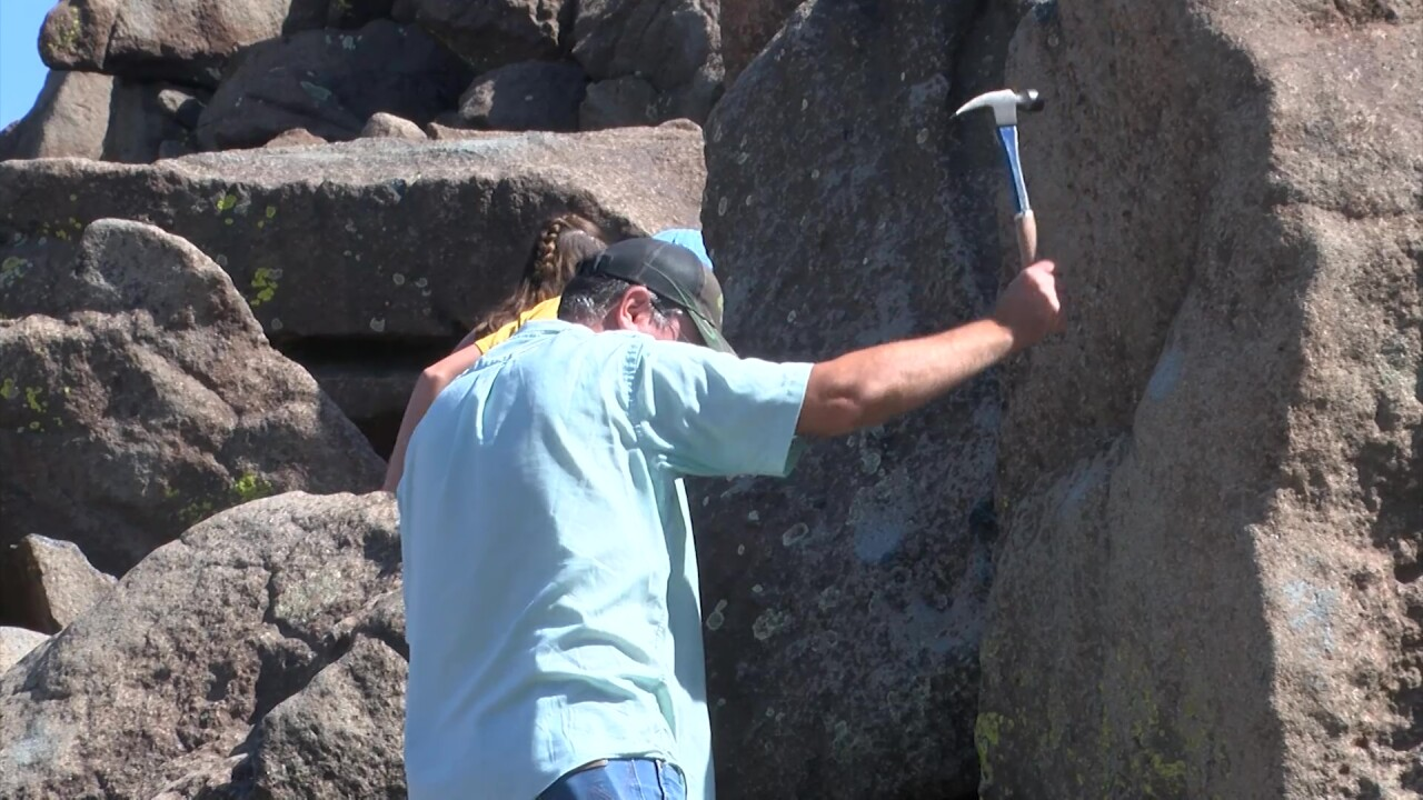 """Ringing Rocks"" are one of the Treasure State's hidden gems"