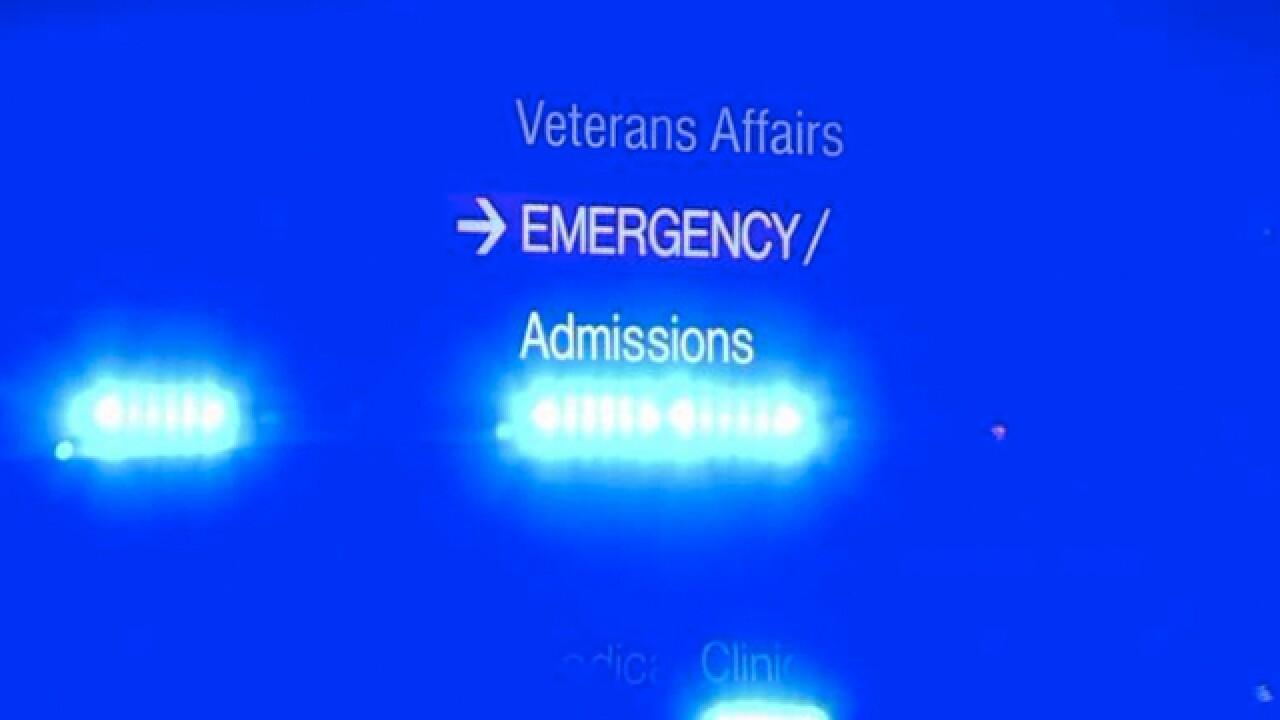Veteran Charged After Shots Fired At VA Hospital
