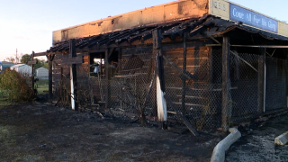ACTS Community Resource Center fire 2