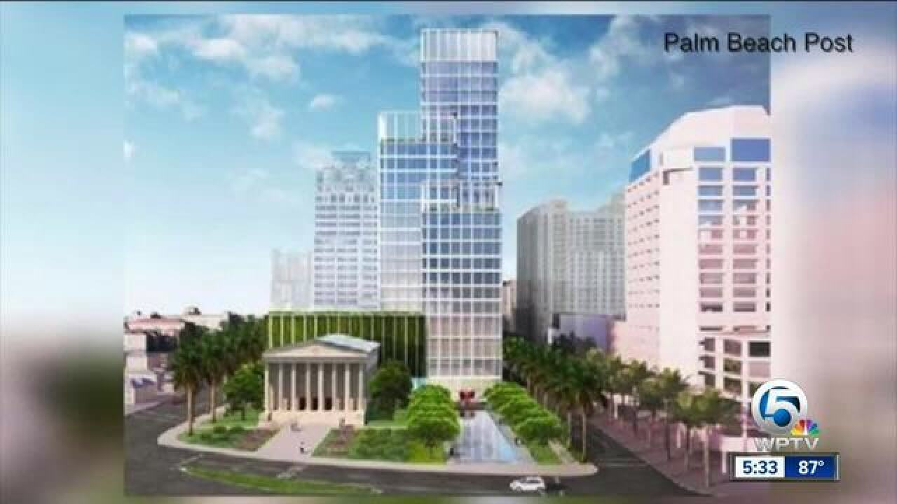 West Palm Beach Commissioners approve Okeechobee Business District