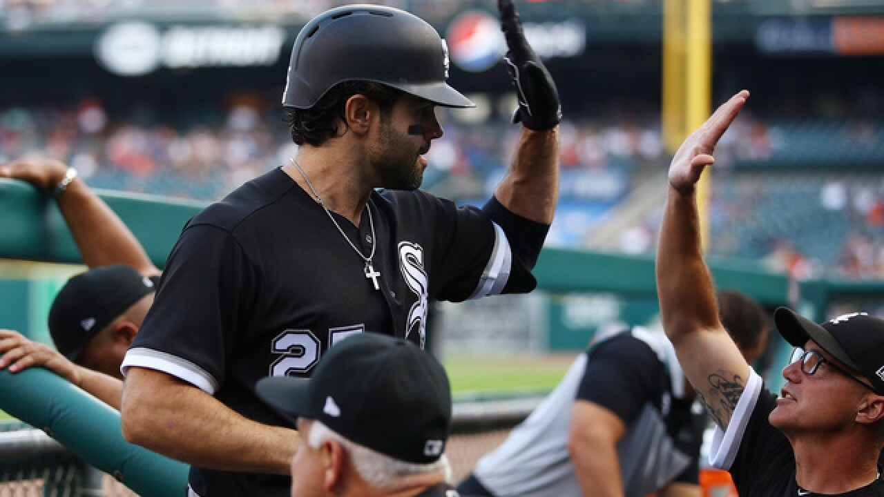 LaMarre's hometown homer helps White Sox beat Tigers