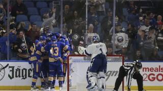 Lightning Sabres Hockey