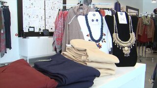 Take a look inside Dear Prudence a local jewelry and apparel giftshop