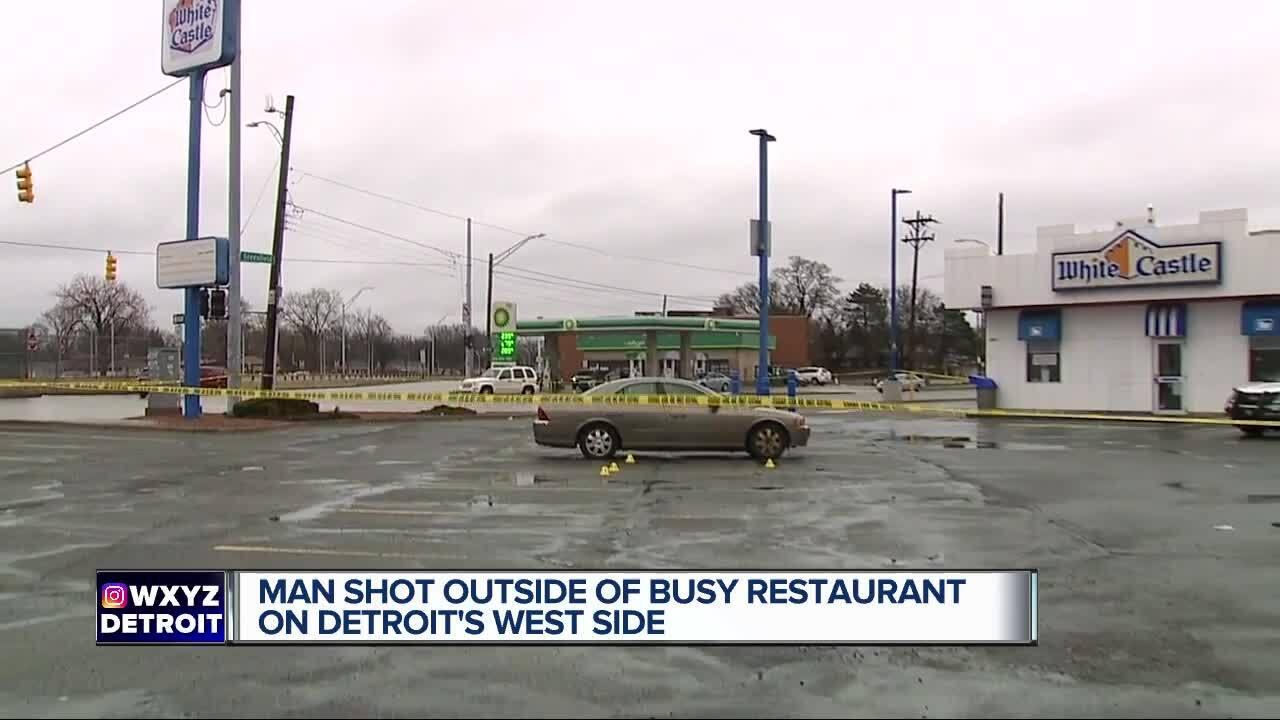 Man shot in buttocks outside White Castle on Detroit's west side.jpg