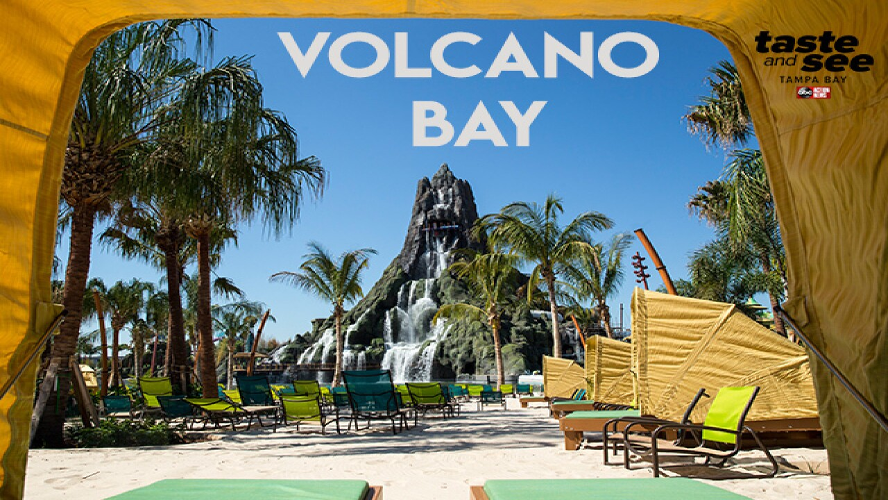 Splash on! Universal Orlando's Volcano Bay now open for the summer