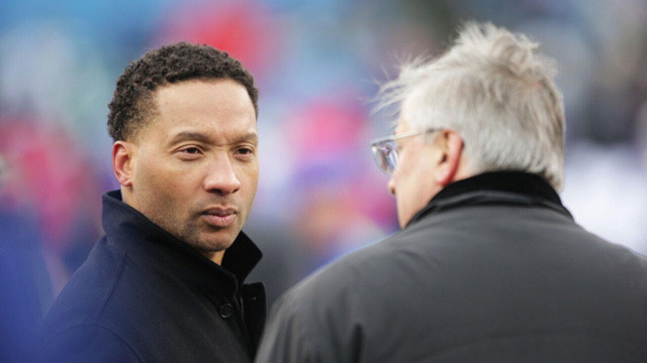 From NFL to XFL: Former Bills GM Doug Whaley named Senior VP for relaunching league