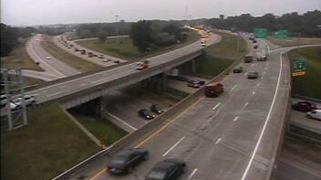 Road repairs to close lanes and ramps on I-96 at US-131