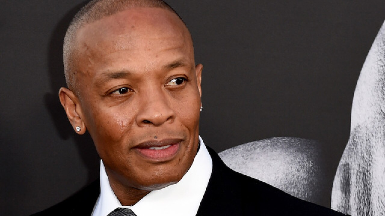 Rapper Dr. Dre loses a trademark dispute