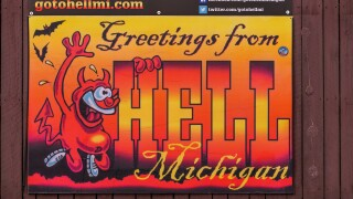 Here's how you can be the mayor of Hell, Michigan for a day