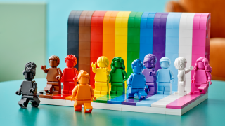 Lego Pride Month