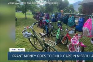 Grants given to Missoula Parks and Recreation childcare programs