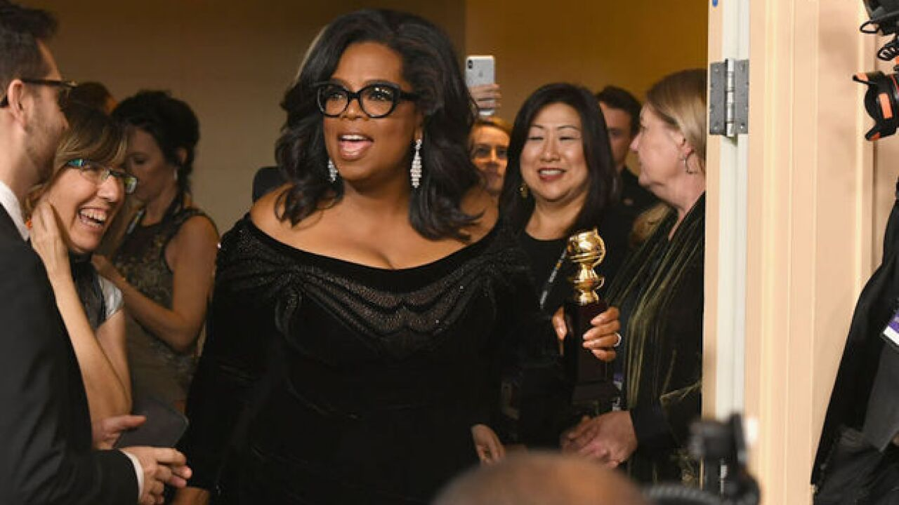 Oprah Winfrey 'actively thinking' about running for president, sources say