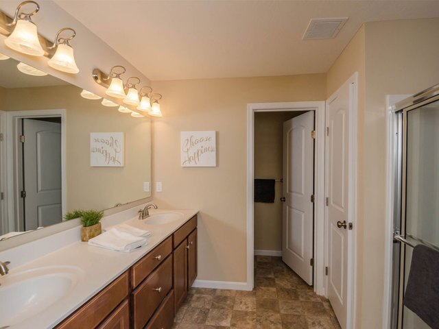 Fischer Homes - The Hayward - Open kitchen and places to entertain in this condominium