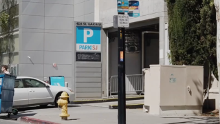 App hopes to expand and become the AirBnB of parking