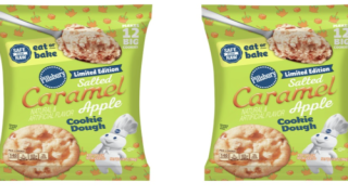 Pillsbury Has A New Fall Cookie Flavor—and You Can Eat The Dough Raw