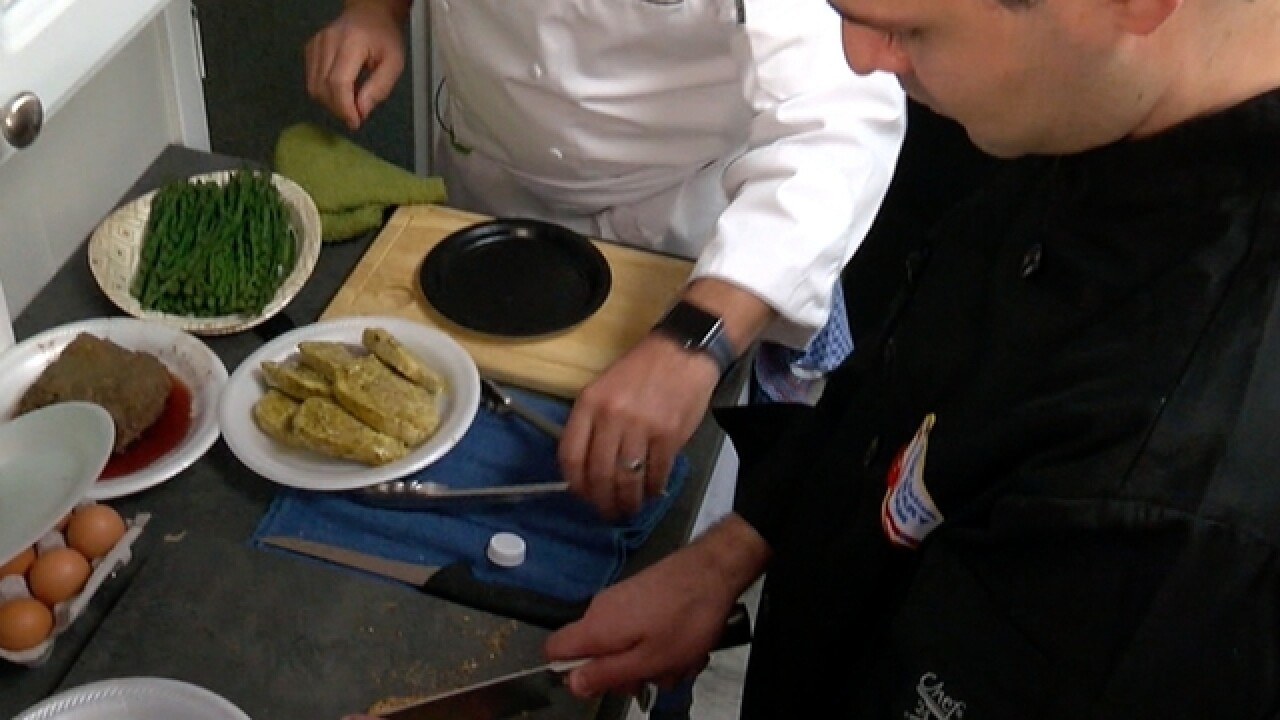 Chef trains people with autism to find jobs