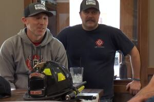 Billings firefighters gearing up for stair climb