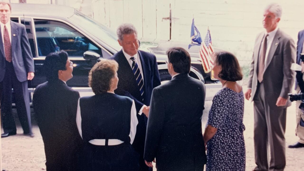 Bill Clinton Visit.jpg