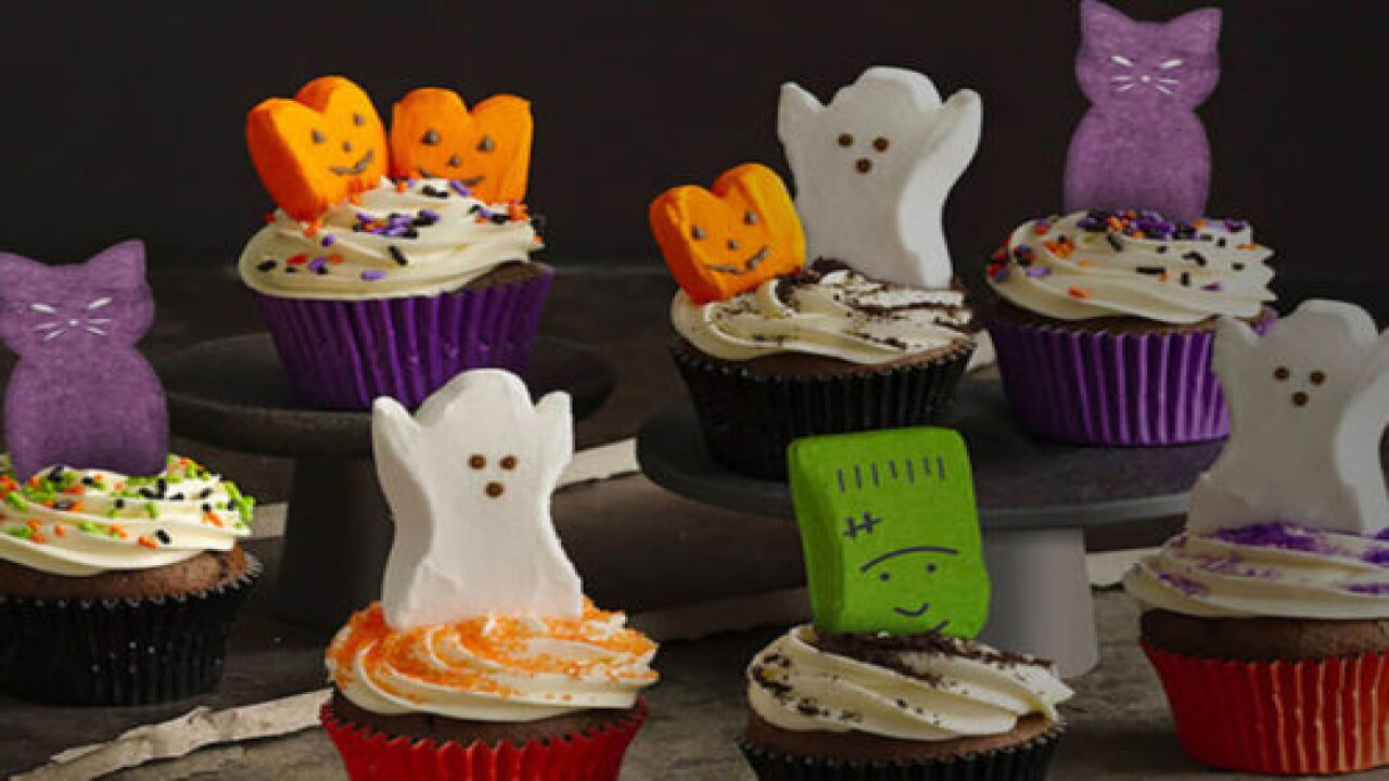 Peeps Announced Their Halloween-themed Flavors, And They'll Get You Excited For Fall