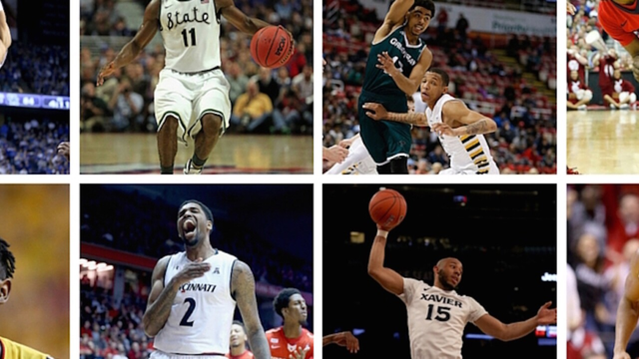 RANKER: Pick your 'Final Four' best names in college basketball