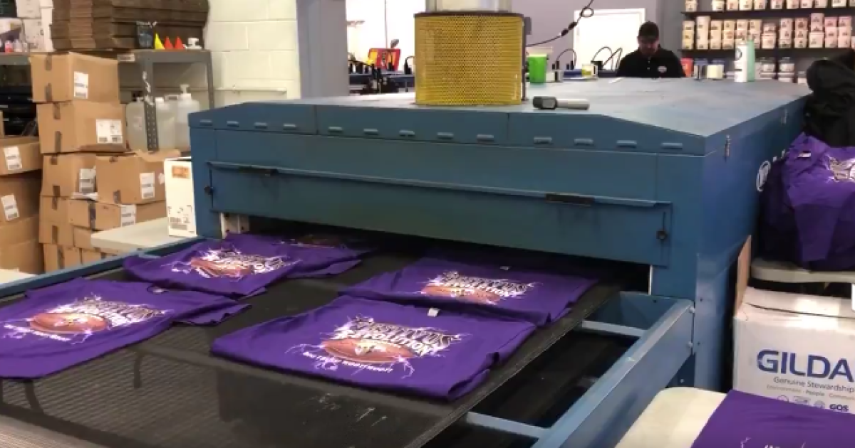 Local company printing Festivus shirts in light of Ravens playoff run