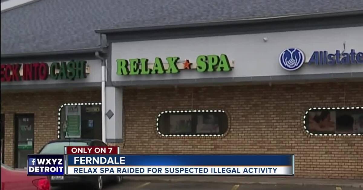 Ferndale spa under investigation for human trafficking