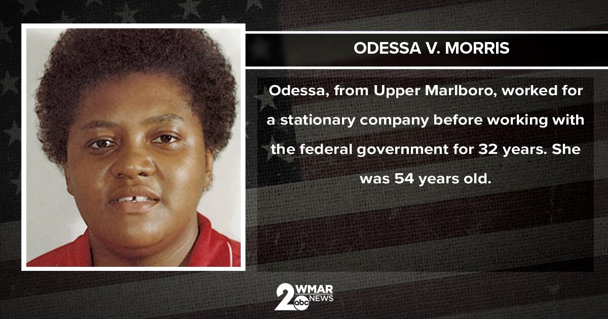 Odessa Morris
