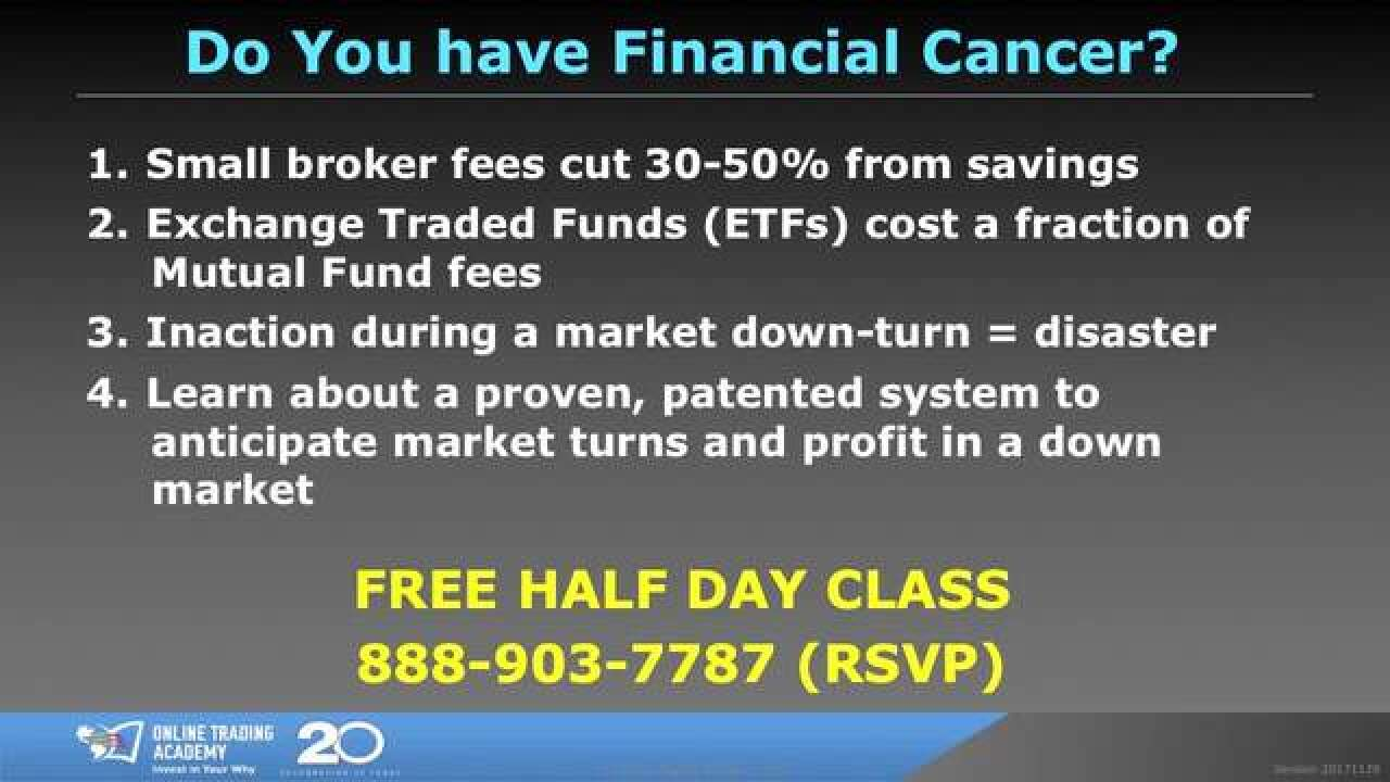 Avoiding Financial Cancer in Retirement