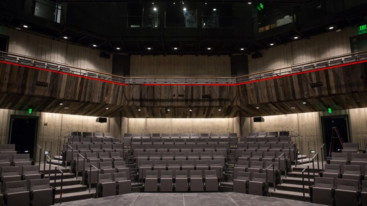 See inside Cincinnati Shakespeare's new theater