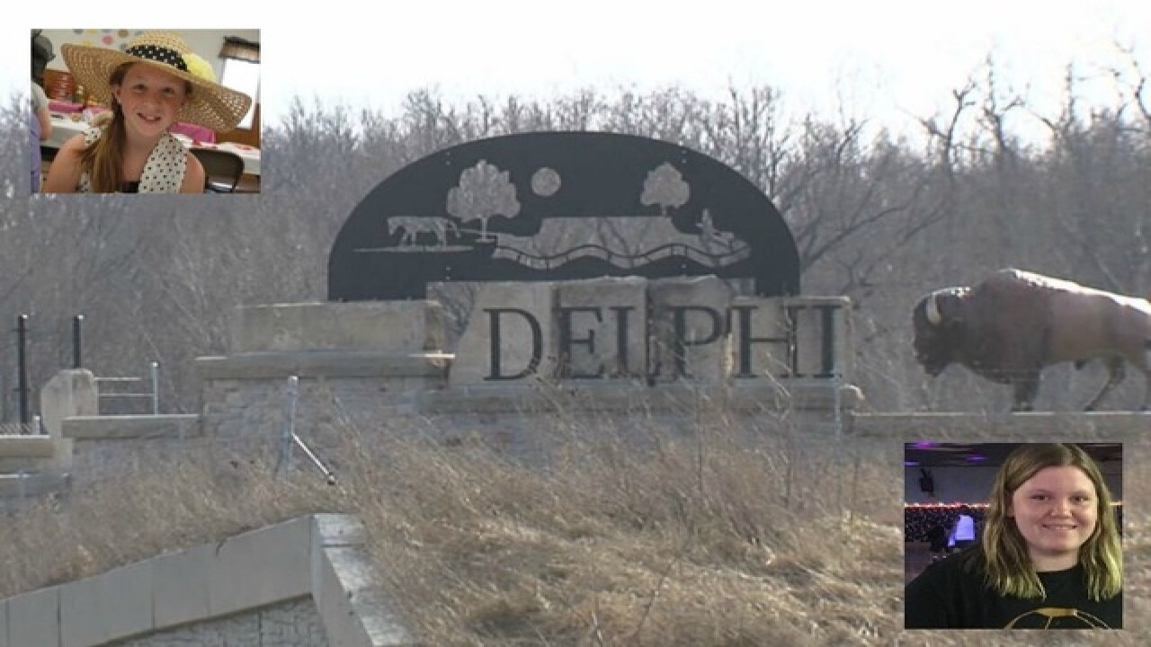 Safety concerns in Delphi after bodies found