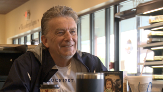 Ken Erny staying positive during ongoing battle with ALS