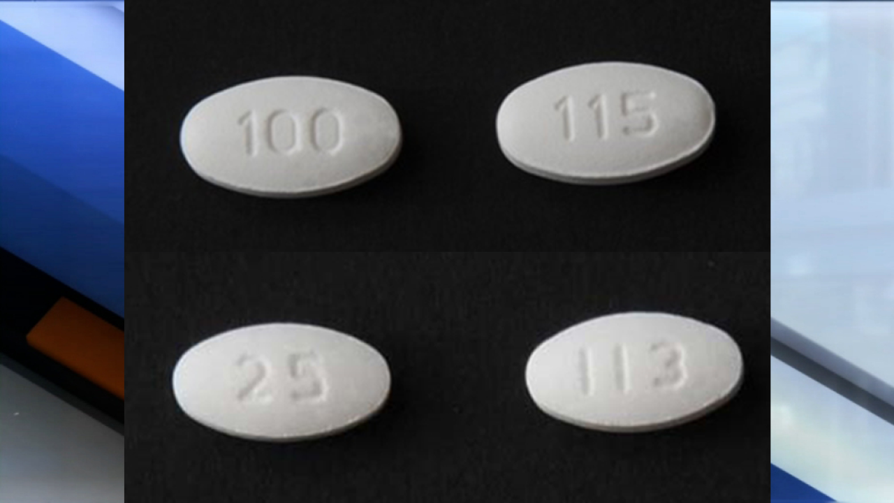 Blood pressure medication recall expanded due to small amounts of cancer-causing carcinogen