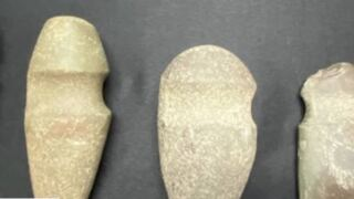 """Ancient """"cultural property"""" returned to Mexican Institute for Anthropology and History"""