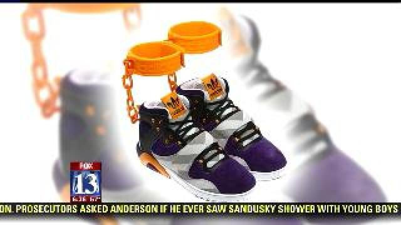 FOX 13 Connect: Controversial Adidas shoes