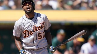 Tigers lose to Athletics for first 100-loss season since 2003