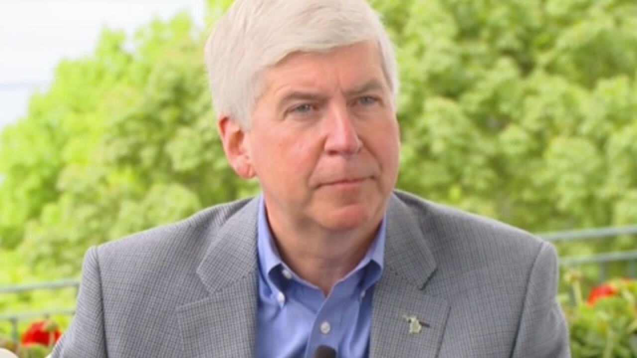 Governor Snyder asking MI Supreme Court to rule on money for private schools