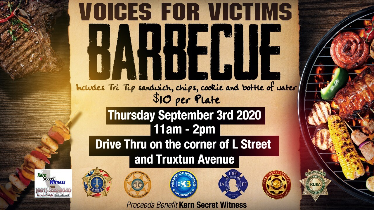 Voices for Victims BBQ