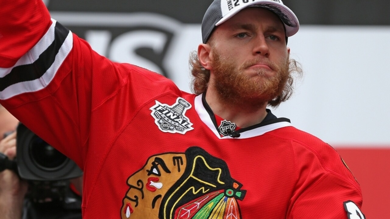 Patrick Kane says he has 'done nothing wrong'