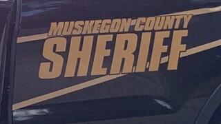 Muskegon County Sheriff vehicle file photo