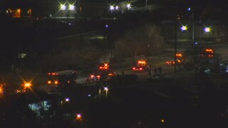 First responders honor tow truck drivers killed in crash in Billings