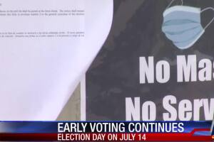 Where to vote early in the Nueces county runoff election this week