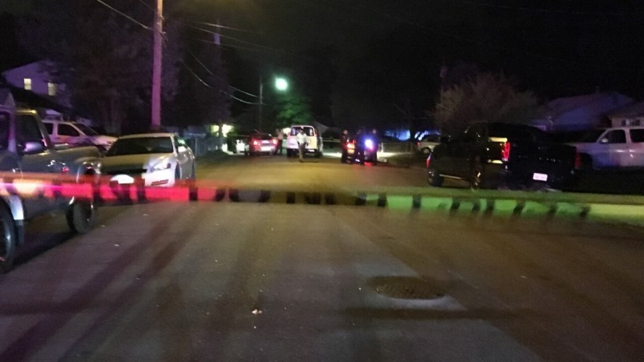 Two men injured in Hampton double shooting