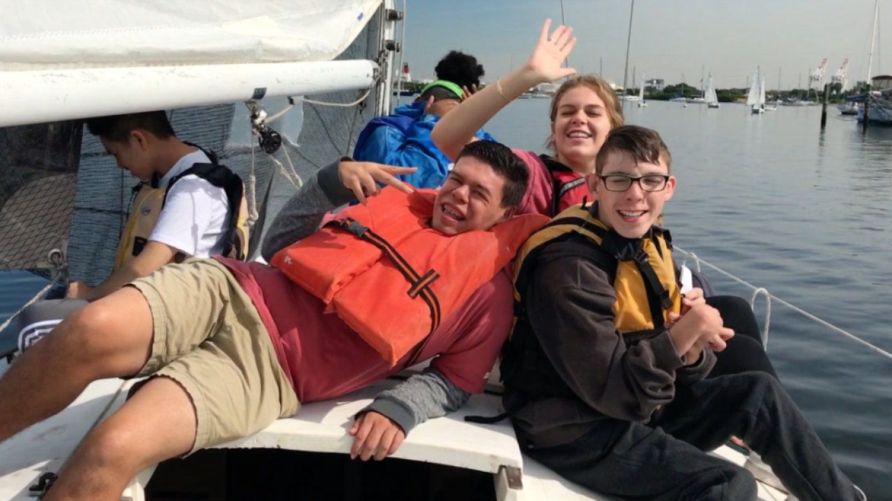 Best Buddies Tampa Plant High sailing