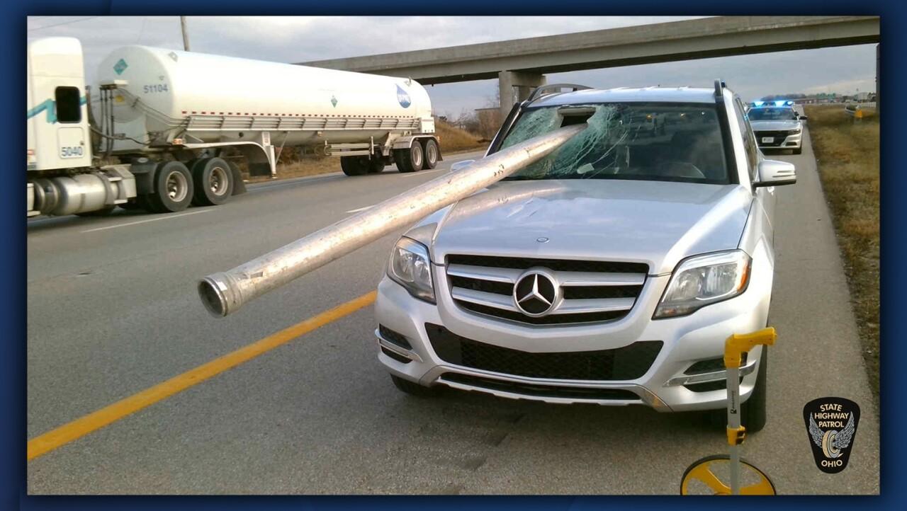 Toledo pole in windshield.jpg