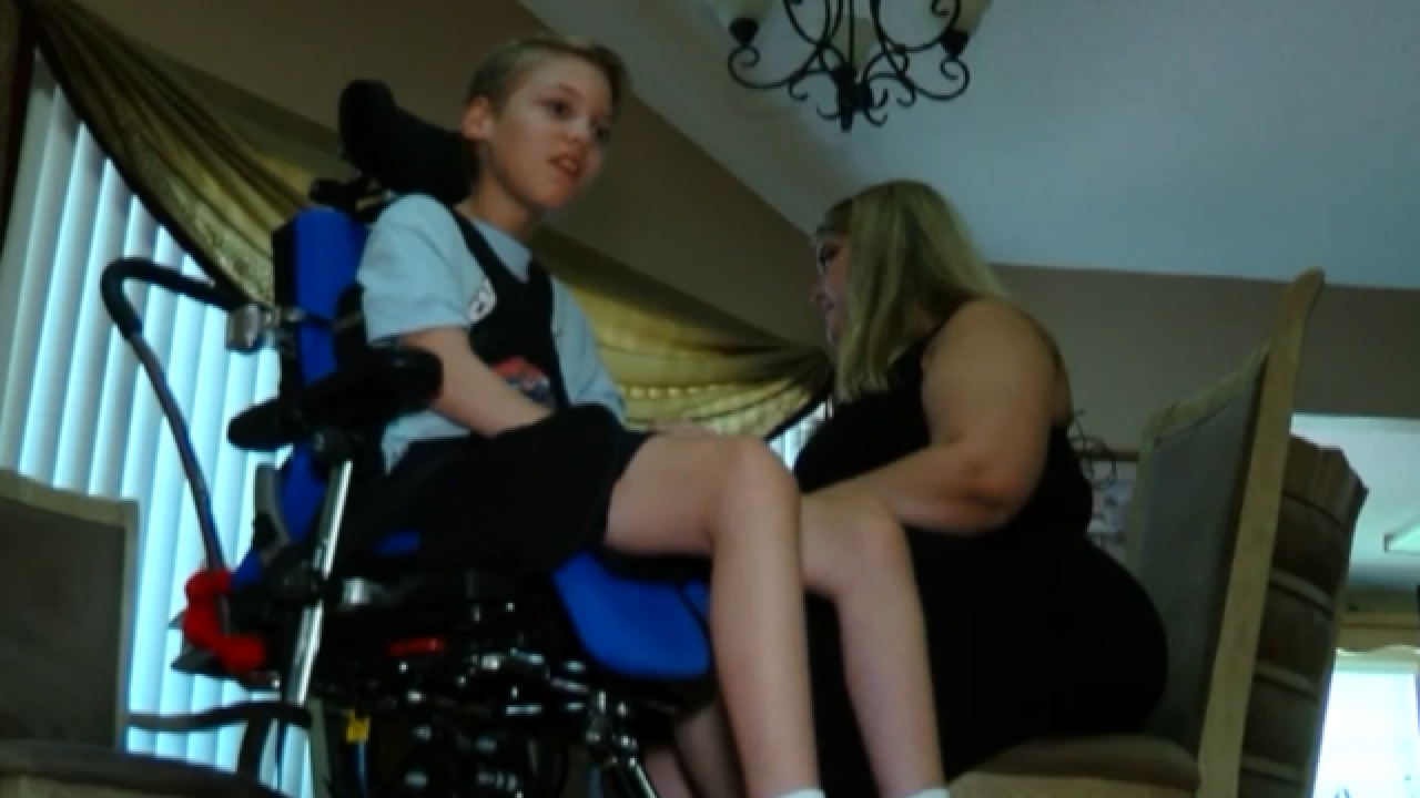 Teenagers who care for sick or disabled loved ones granted morning off