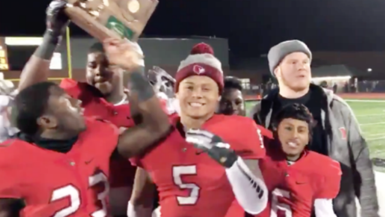 Colerain defeats Elder 42-0 in regional final