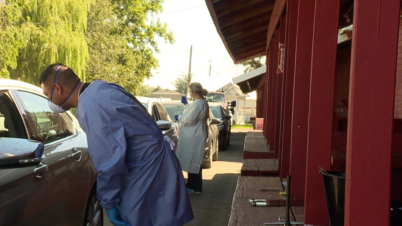 COVID-19 testing and vaccine events are planned for the next four weeks on Tuesdays at the Malheur County Fairgrounds..jpg