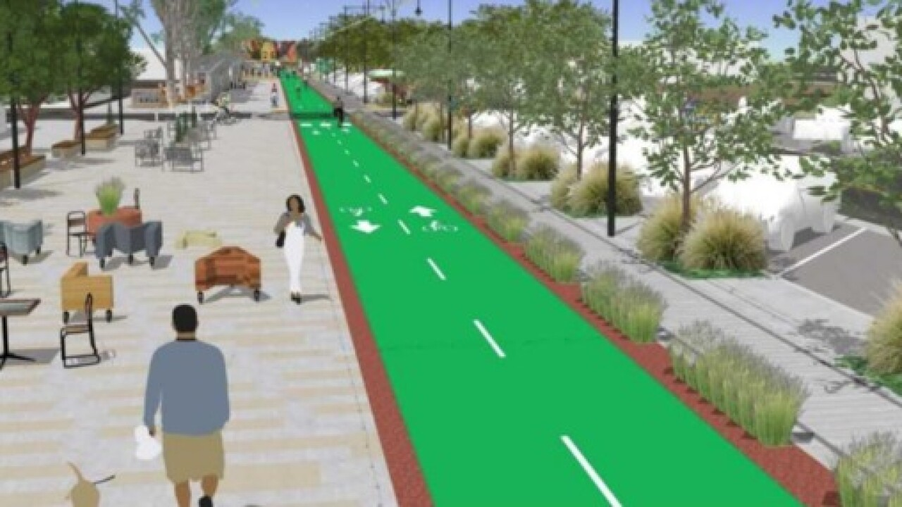 Hillcrest's Normal Street to become promenade