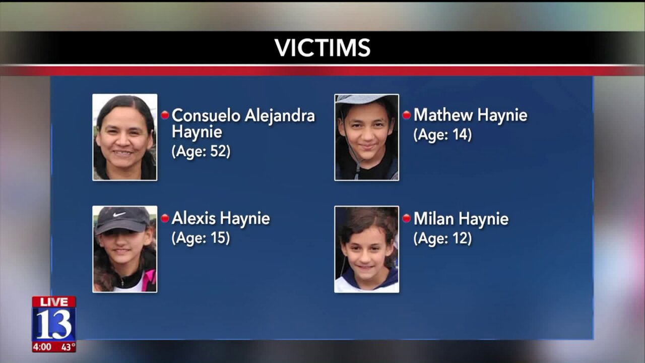 Police release names of family members shot, killed inGrantsville