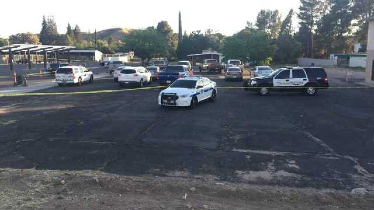 Police matter closes State Route 82 in Nogales